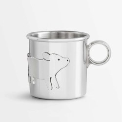 Pig Baby Cup