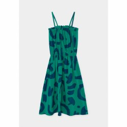 Abstract Jersey Dress 6/7Y