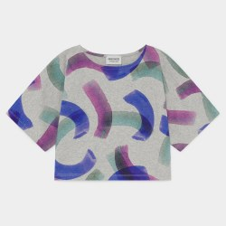 All Over Painted T-Shirt 8/9Y
