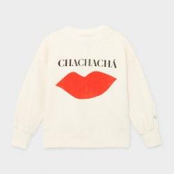 Chachacha Kiss Sweatshirt 2/3Y