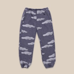 Clouds All Over Joggers 4/5