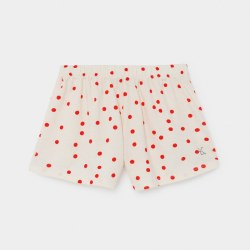Dots Jersey Shorts 2/3Y