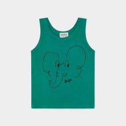 Elephant Tank Top 2/3Y