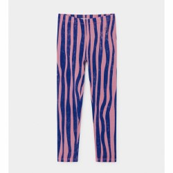 Groovy Stripes Leggings 4/5Y