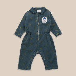 Hands All Over Overall 12-18M