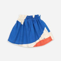 Landscape Woven Skirt 2/3Y