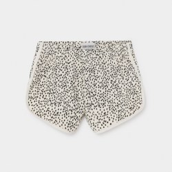 Leopard Runner Shorts 4/5Y