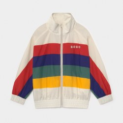 Multicolor Tracsuit Jacket 8/9