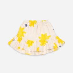 Sparkle Print Ruffle Skirt 2/3