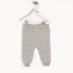 Aspen Knit Jogger Grey 18-24M