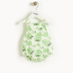 Bahama Bubble Leaf 6-9M