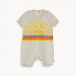 Berkeley Sun Playsuit 6-12M
