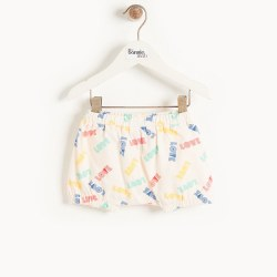 Biarritz Bloomer Love 3-6M