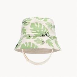 Bigsur Sun Hat Leaf 12-24M
