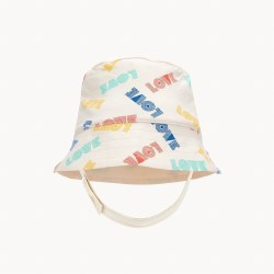 Bigsur Sun Hat Love 12-24M