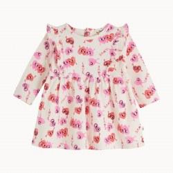 Candy Frill Dress Heart 2/3