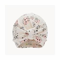 Carmen Baby Hat Mushroom 6-12M