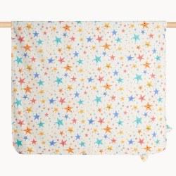 Carnegie Hood Blanket Star