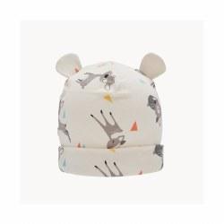 Catkin Baby Hat Deer 0-6M