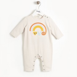 Cavern Playsuit Love 6-12M