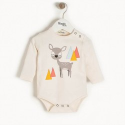 Chestnut LS Body Deer 9-12M