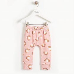 Dandy Legging Dove 12-18M