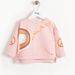 Dollar Sweatshirt Dove 6/7