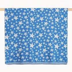 Legend Blanket Stars Blue