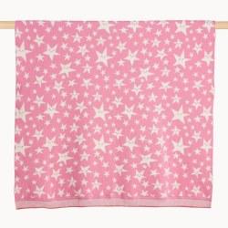 Legend Blanket Stars Pink