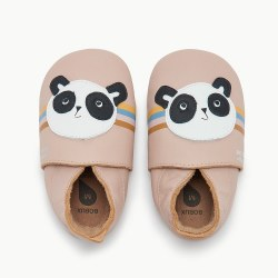 Peace Baby Shoe Pink S
