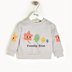 Perry Sweatshirt Family 6-12M