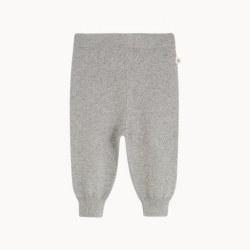 Pip Knit Jogger Grey 6-12M