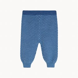 Pop Jacquard Jogger Blue 18-24