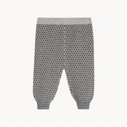 Pop Jacquard Jogger Grey 3-6M