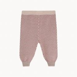 Pop Jacquard Jogger Pink 3-6M