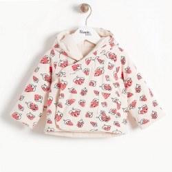 Sweet Jacket Strawberry 6-12M