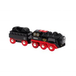 Battery Operated Steam Train