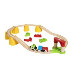 My First Railway Battery Operated Train Set