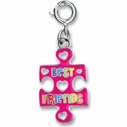 Best Friends Puzzle Charm