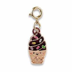 Scented Chocolate Ice Cream Charm