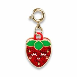 Scented Strawberry Charm