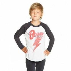 Bowie Bolt Baseball Tee 3