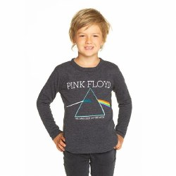 Dark Side Pink Flyd LS Tee 5