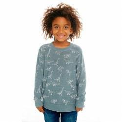 Dino Dance Cozy Pullover 6