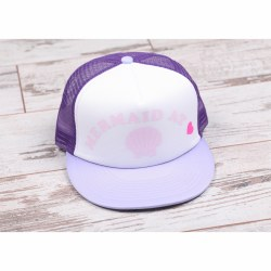 Baseball Hat-Mermaid L/7-14Y