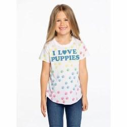 Love Puppies Shirttail Tee 3