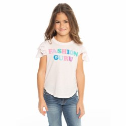 Fashion Guru Flutter Tee 2