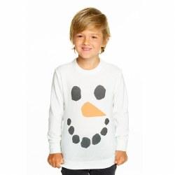 Snowman Cozy Pullover 14