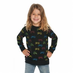 Tractor Party Pullover 3