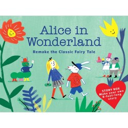 Alice in Wonderland Story Box